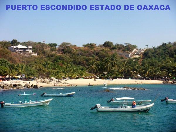 Puerto Escondido rumbo a Juquila Pueblo Mágico Estado de Oaxaca