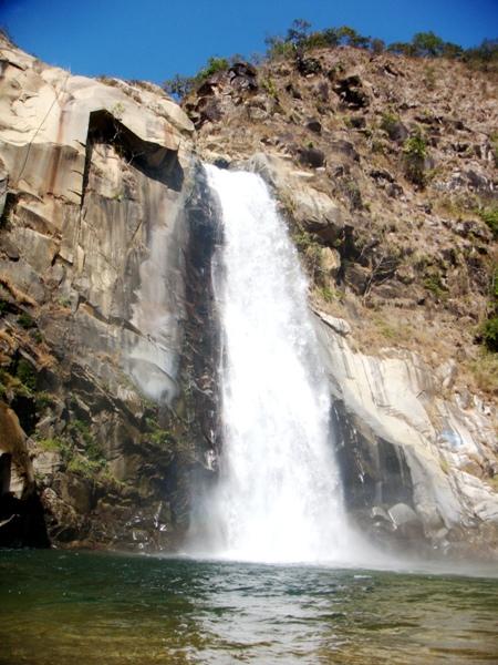 Baños Reforma Oaxaca:CICLOTURISMO: continúa Cascada La Reforma, San Pedro Mixtepec, Oaxaca