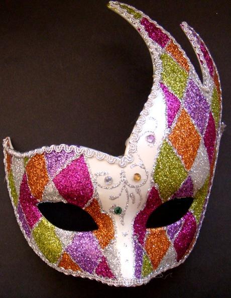 ALGO MAS: Máscaras Venecianas y antifaces decorativos ...