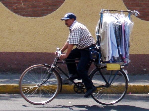 Cicloturismo bicicletas triciclos y cuatriciclos usos - Trabajo de jardinero en madrid ...