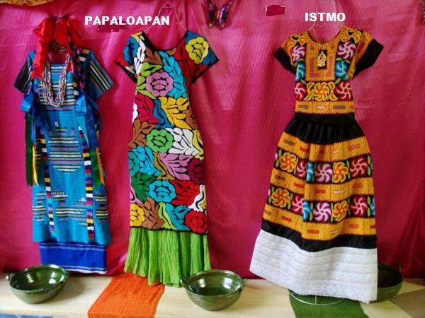 Vestidos Bordados De Oaxaca Imagui