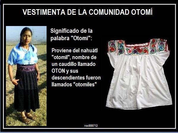 grupo indigena otomies: