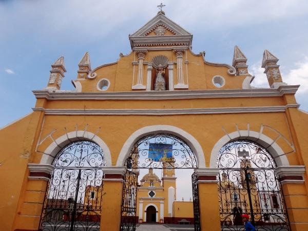 Iglesia del Santo Niño Doctor en Tepeaca