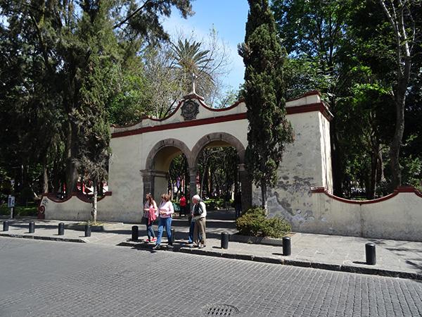 Fototurismo m xico coyoac n centro cd de m xico 6 for Viveros coyoacan
