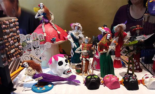 Artesanías. Día de muertos, Palacio del Arzobispado, Cd. de México, nov 2016 (7)