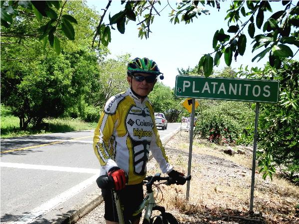 Cicloturismo México. Carretera San Blas-Platanitos-Compostela