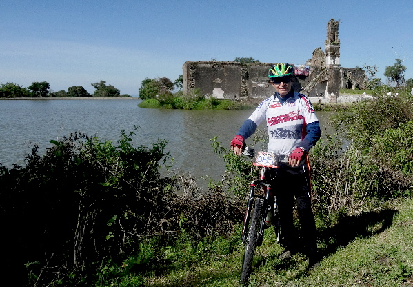 2. MTB La Dominante 2017, ExHacienda de Chicomocelo y lago, Tlacotepec Morelos