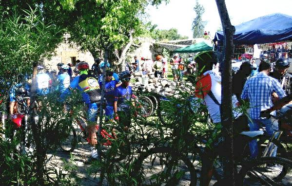 5. Previo salida MTB La Dominante 2017 Tlacotepec Morelos