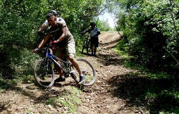 U. Pista MTB La Dominante 2017, Tlacotepec Morelos