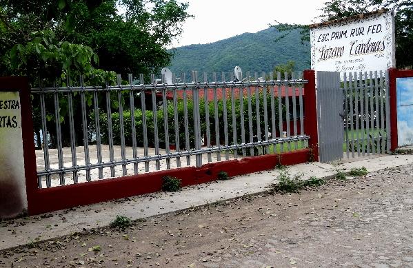 Escuela de la Laguna de Santa María del Oro, Nayarit