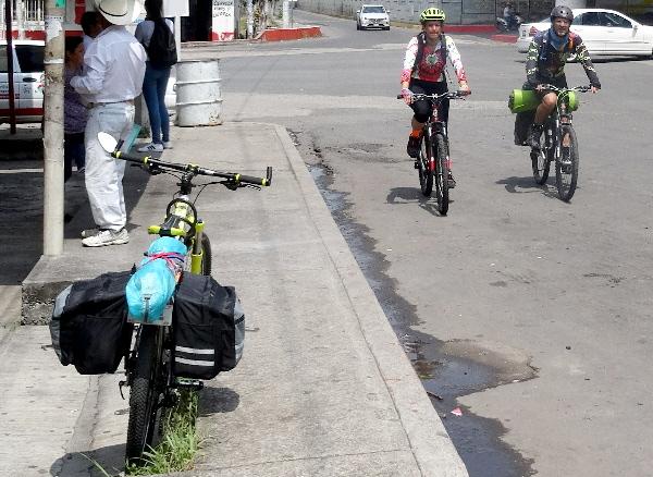 Receso uno en Amayuca Morelos, tramo Cuautla-Izúcar. Ruta Chichimeca 2017