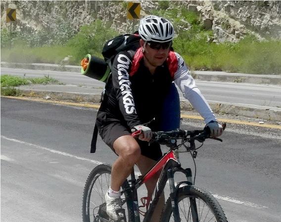 3. Ciclista Ruta Chichimeca 2017, tramo Cuautla-Izúcar de Matamoros