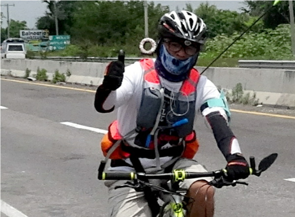 7. Ciclista Ruta Chichimeca 2017, tramo Cuautla-Izúcar Puebla