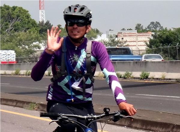 8. Ciclista Ruta Chichimeca 2017, tramo Cuautla-Izúcar Puebla