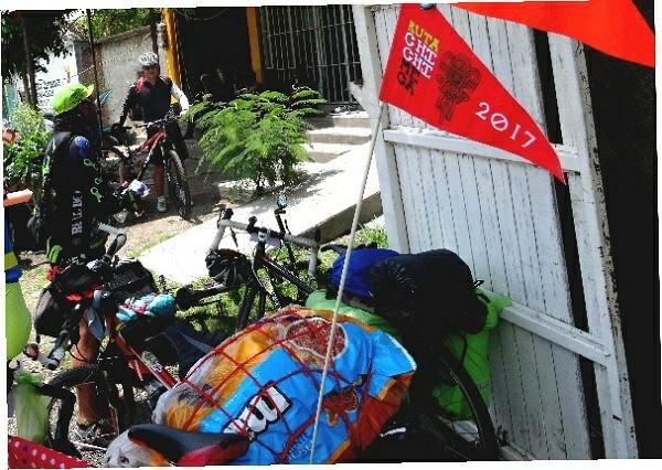 Escala dos, Ruta Chichimeca  2017 estado de Puebla, límite con estado de Morelos