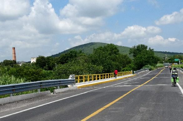 Ruta Chichimeca 2017 en estado de Puebla, rumbo a Izúcar de Matamoros