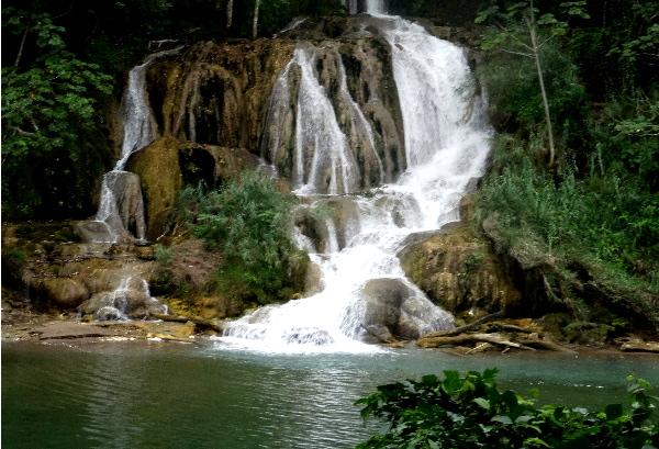 Cascadas de Villa Luz, Tapijulapa Estado de Tabasco. Cicloturismo 2017