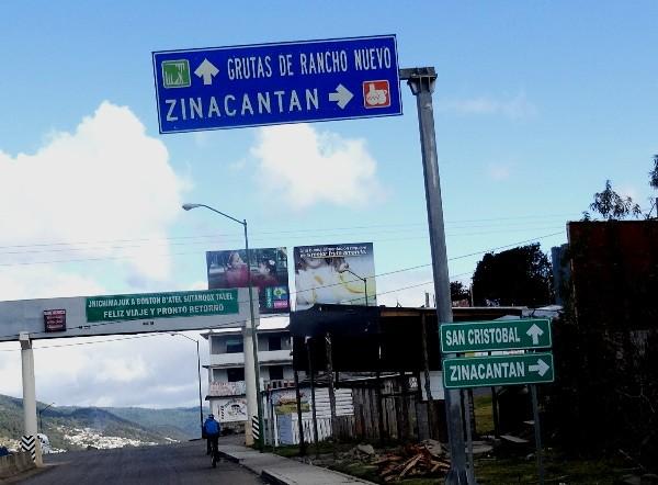 Cicloturismo entronque Chamula-Zinacantán-San Cristóbal de las Casas. 2017