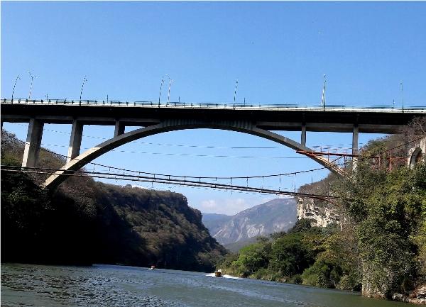 Cañón del Sumidero , Chiapa de Corzo,Chiapas