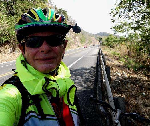 Rodando hacia San Cristóbal de las Casas Chiapas