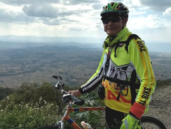 Cicloturismo en las cumbres de San Cristóbal de las Casas 2017