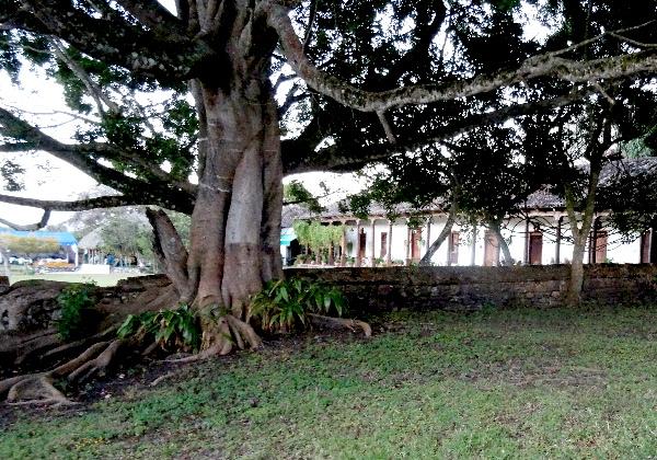 Parador hotel y museo Santa María, carretera a Lagunas de Montebello Chiapas 2017