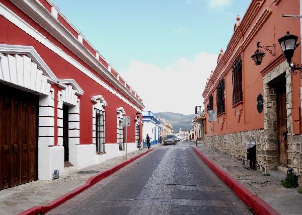 San Cristóbal de las Casas Chiapas, cicloturismo
