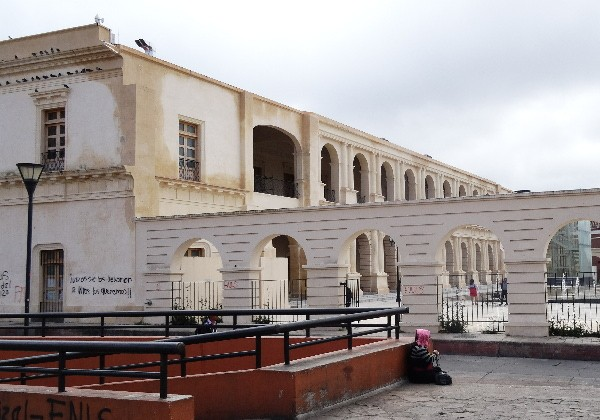 Palacio Municipal, San Cristóbal de las Casas 2017