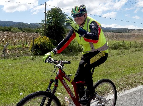 Termina fotocrónica rodada cicloturista Comitán-Lagunas de Montebello Chiapas 2017