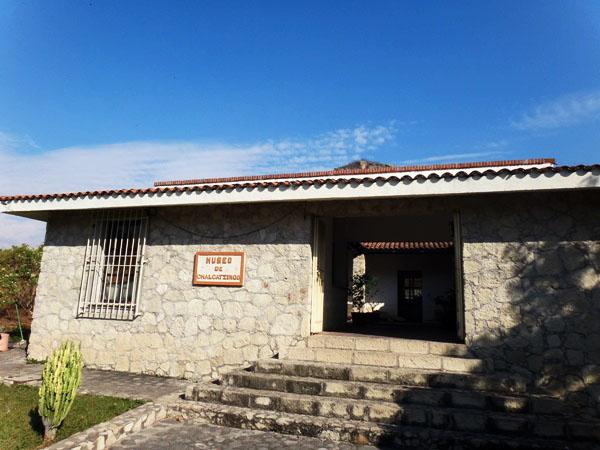 Museo de la Zona Arqueológica de Chalcatzingo, Estado de Morelos