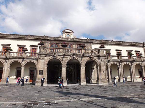 Castillo en el cerro de Chapultepec, ahora Museo Nacional de Historia, Alcaldía Miguel Hidalgo CDMX. Sedentarismo urbano