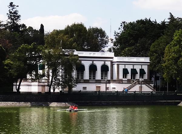 Casa del Lago, Chapultepec 1a. sección, Alcaldía Miguel Hidalgo CDMX