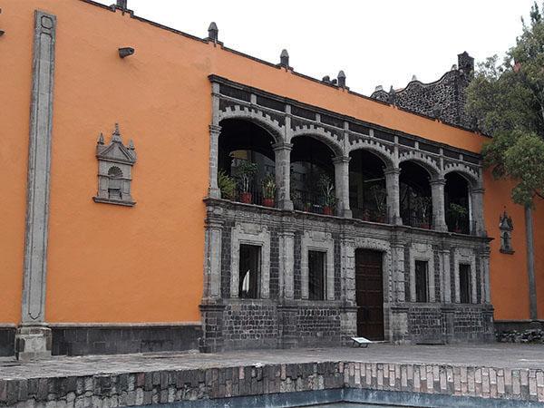 Exconvento Colonial de Santiago Apóstol, Plaza de las Tres Culturas, Tlatelolco Alcaldía Cuauhtémoc, Ciudad de México, senderismo urbano cultural